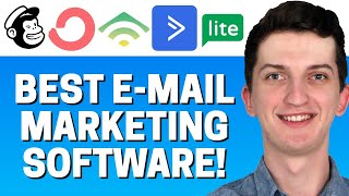 TOP 5 Best Email Marketing Software In 2021