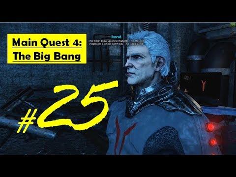 Elex - The Big Bang | An Exercise in Megalomania, Where is Big Bang?, Taming Big Bang