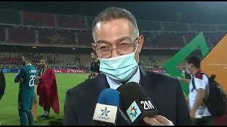 تصريح فوزي لقجع :