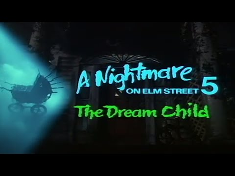 Nightmare  Elm Street 5: The Dream Child   Full Movie