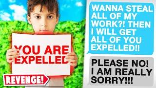 r/prorevenge | I got my Awful Classmates Expelled (A Pro Revenge Story)