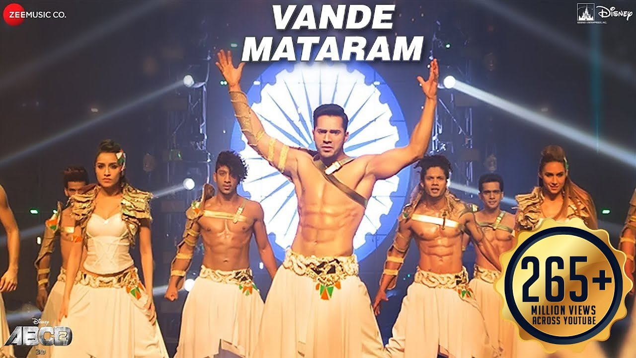 Vande Mataram - ABCD – Any Body Can Dance 2 (2015)