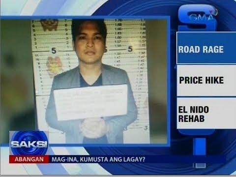 Saksi: Driver ng SUV na nanapak ng kaalitang motorista sa Angeles, Pampanga, na-inquest na