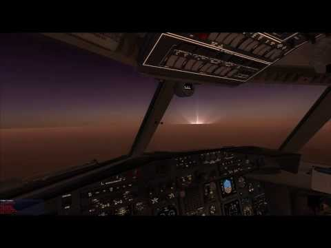 PMDG J41 Multi Crew Experience! RC4 and New First Officer visit Uluru