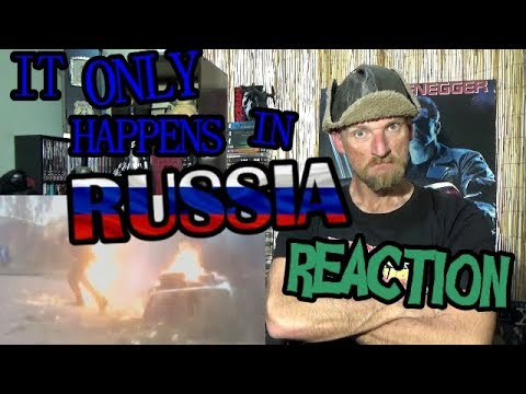 Only In RUSSIA - REACTION
