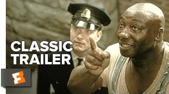 The Green Mile (1999) Official Trailer - Tom Hanks Movie HD