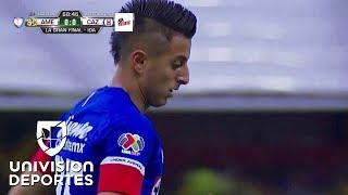 Resumen completo: América 0 vs. 0 Cruz Azul Final Ida Apertura 2018 Video
