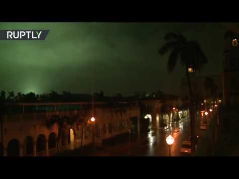 LIVE: Hurricane Matthew approaches Florida