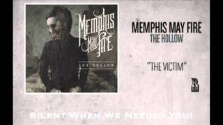 "Memphis May Fire ""The Victim"" WITH LYRICS"
