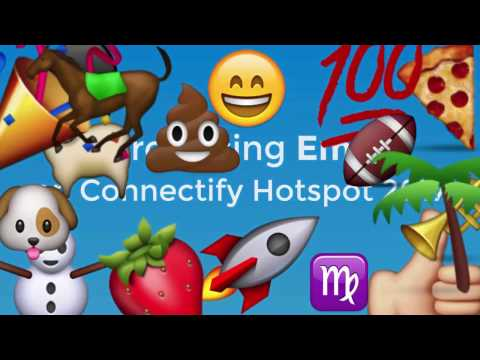 Connectify Hotspot 2017 - Now With Emoji & Unicode Support!