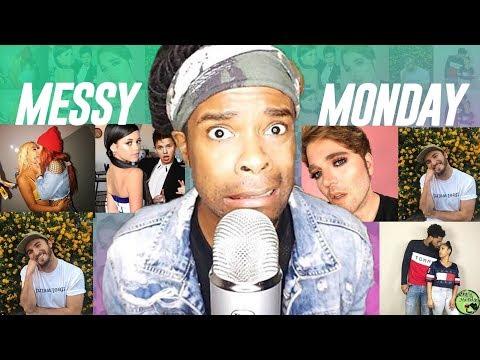 DRAMA ALERT ! Jacob Satorius, Shane Dawson, Zane Hijazi, & More | MessyMonday