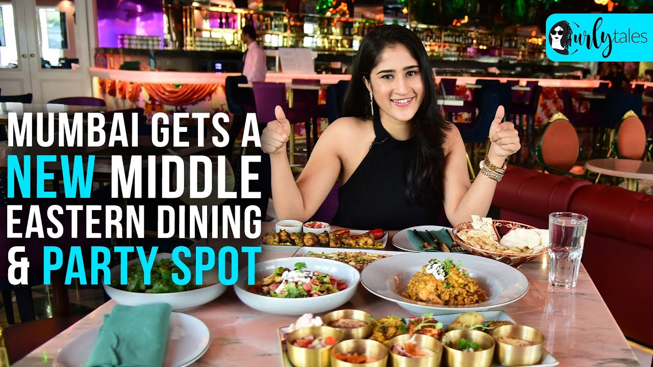 Lower Parel In Mumbai Gets A New Middle Eastern Themed Dining & Party Spot, Diablo | Curly Tales