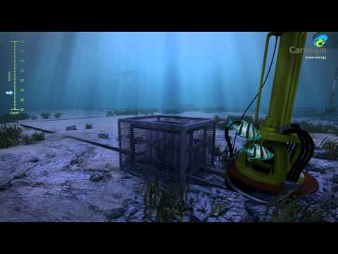 2013 Perth Wave Energy Project Animation