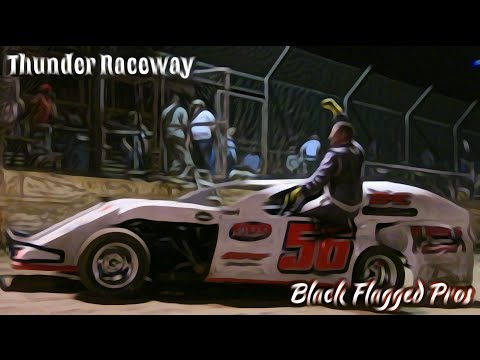 IMCA Modified Main At Thunder Raceway July 16th 2016