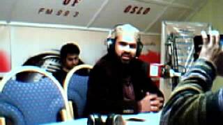 Voice of Oslo - Guest: Syed Zebeeb Masood