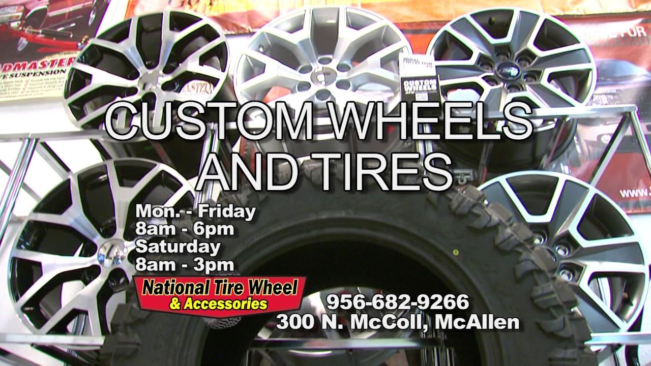 National Tire Wheel Mcallen Youtube