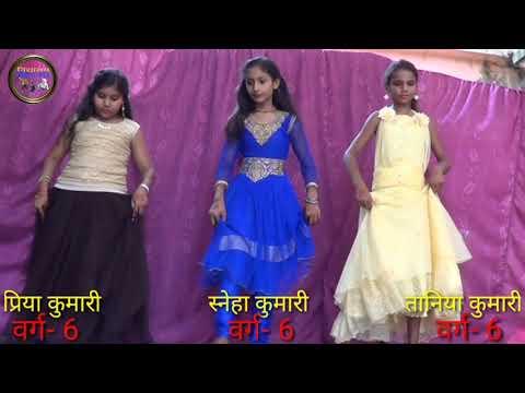 8.5M जीना है तो पापा शराब मत llबढ़िया डांस ll15 Aug.2018 dance by- priya,sneha,taniya by m s Sirsi