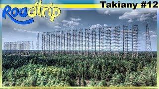 *TOPGEHEIM* Radarsysteem van de SOVIET UNIE!!  -  Roadtrip Oekraïne #12 ⇝ #Takiany