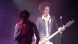 The Darkness – Hammer and Tongs, Live at Dolans Warehouse, Limerick Ireland, 14 March 2015
