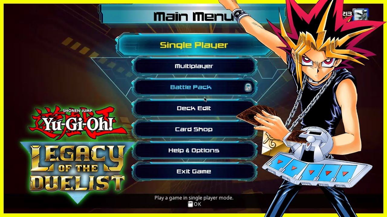 Yu-Gi-Oh Legacy of the Duelist Free Download - Ocean of Games