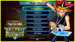 YuGiOh! Legacy of the Duelist - (YuGiOh Games for PC FREE DOWNLOAD)
