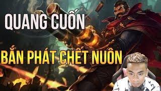 Quang cuốn. Một tay rút súng bình rank Việt !