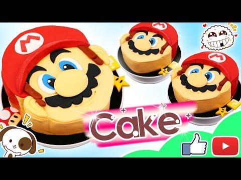 super-mario-cake-|-cake-recipes-|-dessert-recipes-|-fondant-cake-|-cake-ideas