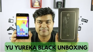 Yureka Black India Unboxing, Features, Pros, Cons, Not a Review | Gadgets To Use