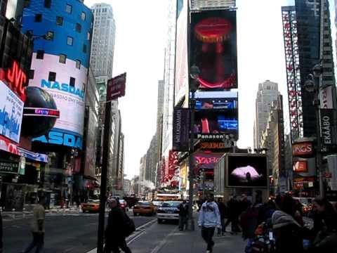 New York Times Square.avi