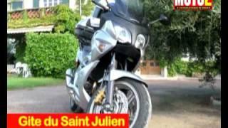 Tourisme moto en Dr�me et G�tes motards (France)