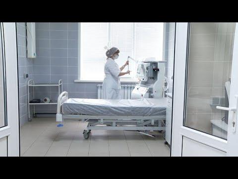 Стационар Тамбовской ЦРБ полностью оборудовали под лечение больных коронавирусом