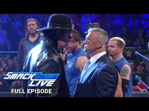 WWE SmackDown LIVE Full Episode, 15 November 2016