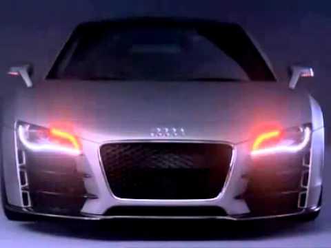 New Audi R8 TDI V12 Concept Car