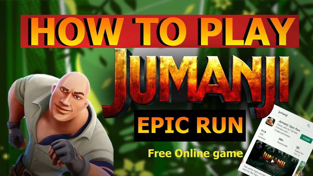 How To Play Jumanji