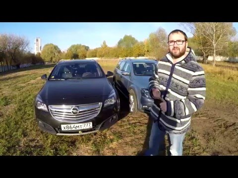 VW Passat Alltrack vs Opel Insignia Country Tourer 4x4 Версус от ATDrive