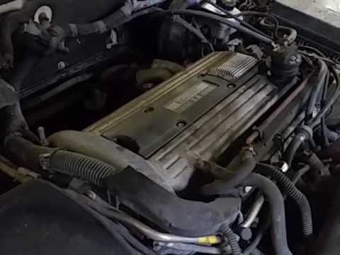 Ck1080 2003 Saturn L200 22l Engine Youtube