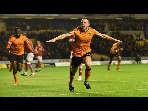 HIGHLIGHTS | Wolves 3-3 Bristol City