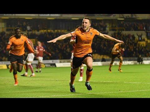 HIGHLIGHTS   Wolves 3-3 Bristol City