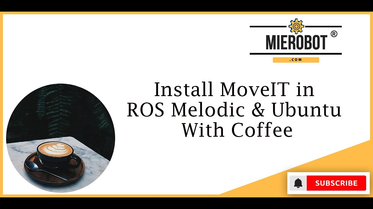 Ros Melodic Install