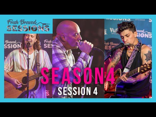 Fresh Brewed Sessions   Season 4 Session 4