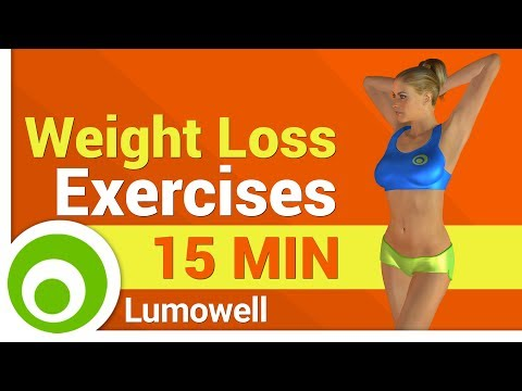 Weight Loss Exercises at Home for Women