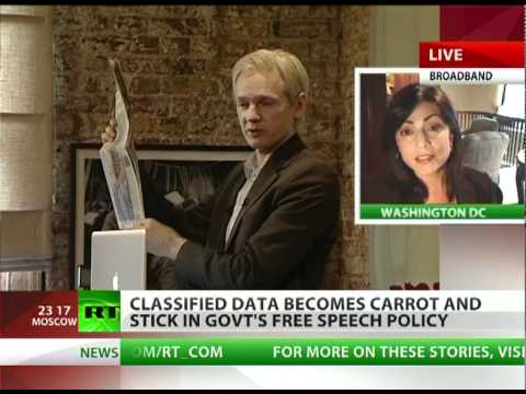 War on Whistleblowers: 'Manning & Assange just the test case'