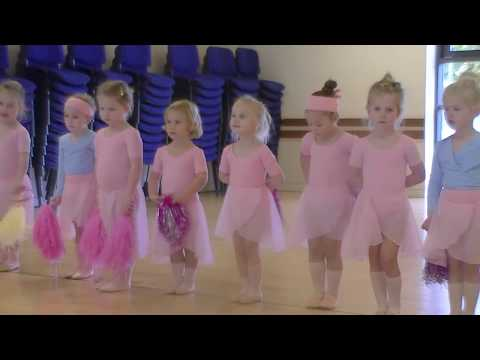 Ballet class for 3 year olds, pre-school ballet, Baby Ballet Academy