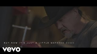 Trace Adkins - Watered Down (Lyric Video) YouTube Videos