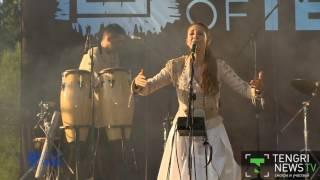 Фолк-проект 'Катя Ямщикова' исполнит песни на старорусском языке на фестивале The Spirit of Tengri