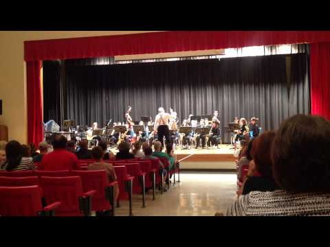 Rossview middle school band Uptown Funk