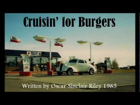 Cruisin' for Burgers  ©Oscar Sinclair Riley