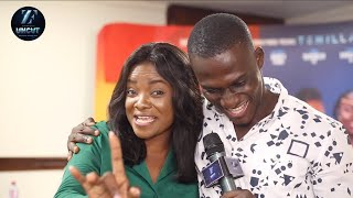 How Ohemaa Mercy Got Her Million Dollar Mansion From A Fan - Husband Tells Story
