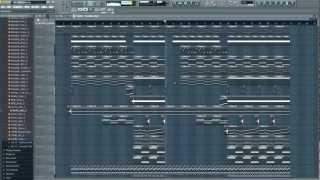 TiNoXBeatz - Hard Aggressive Hip-Hop beat Rap instrumental