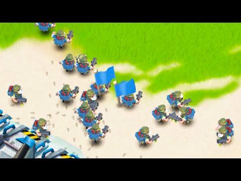 24 MAX LEVEL 5 BOMBARDIERS IN BOOM BEACH!